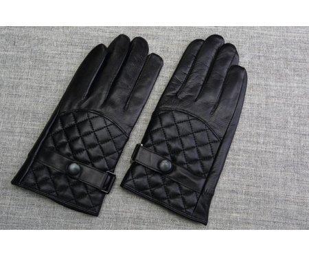 Перчатки мужские из натуральной кожи Mr MORGAN GV021