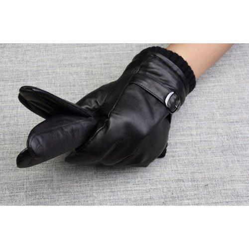 Перчатки мужские из натуральной кожи Mr MORGAN GV025