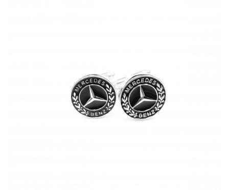 Запонки Mercedes ZP224