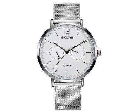 Часы Skone Kanazawa white W0095