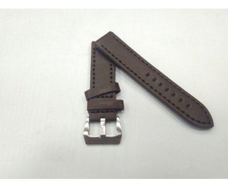 Ремешок из плотной кожи с прошивкой ST272