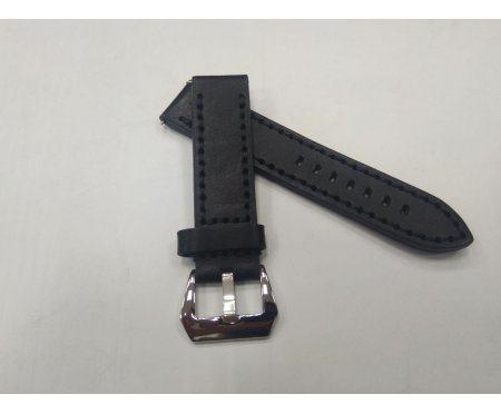 Ремешок из плотной кожи с прошивкой ST271