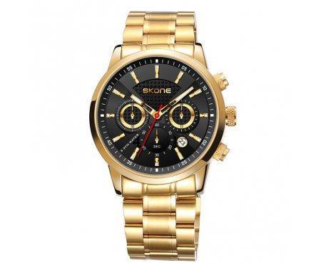 Часы Skone Raides gold W144