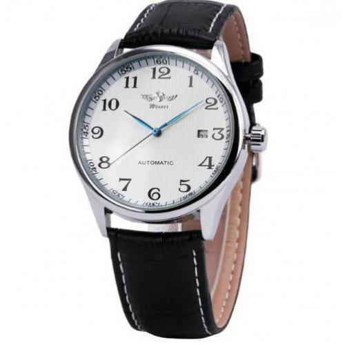 Часы Winner Качественные механические часы с автоподзаводом