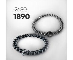 Парные браслеты Кастийон SH8631