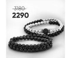 Парные браслеты Лак-Блан SH8624