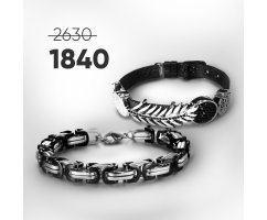 Парные браслеты Лак-де-Мело SH8627