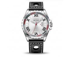 Часы наручные мужские Megir Blocks W0043