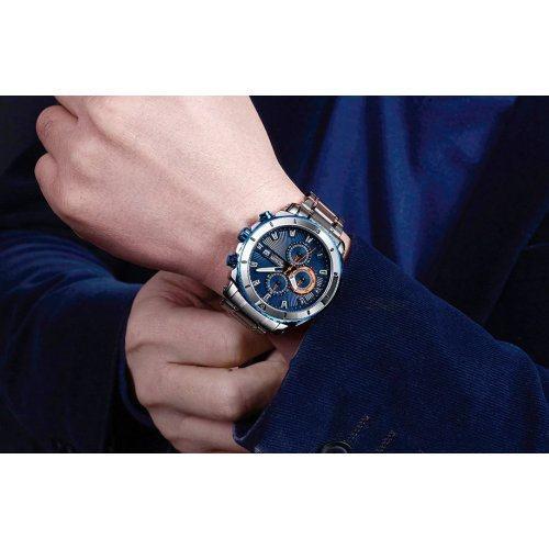Часы наручные мужские Megir Zaltero W0044