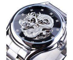 Часы механические на браслете Drago W148