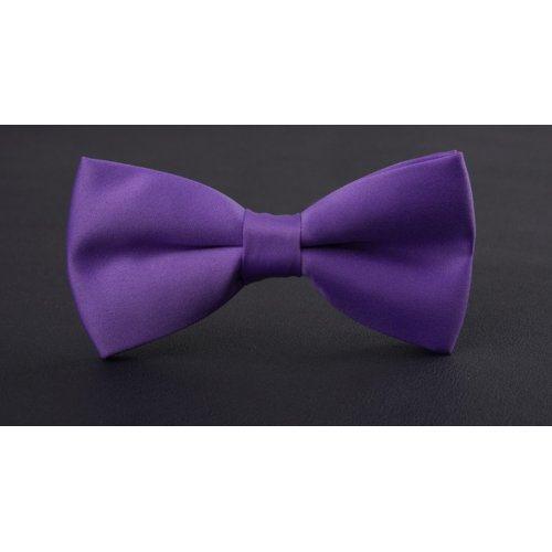 Бабочка яркая фиолетовая BT395