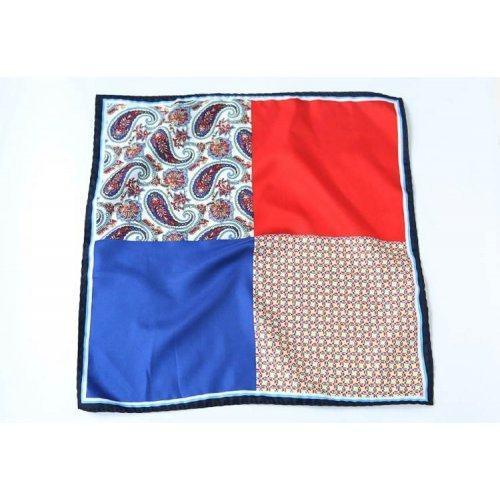 Gianni нагрудный платок четырехцветный PS27