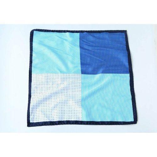 Camillo нагрудный платок четырехцветный PS29