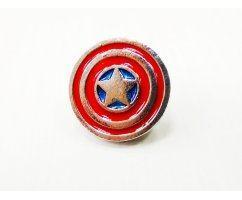 Значок Captain America Z217