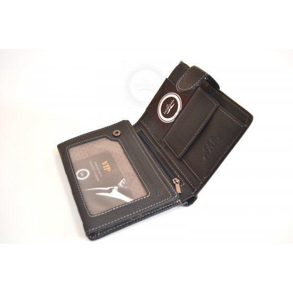Портмоне для автодокументов и паспорта классическое