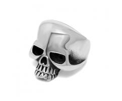 Мужской перстень с черепом  R4342