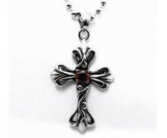 Крест стальной K251