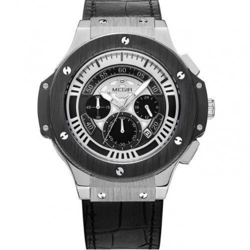 Часы наручные мужские Megir Hubt W0045