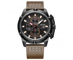 Часы наручные мужские Megir Desert W0050