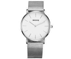 Часы Skone Narita allwhite W0098