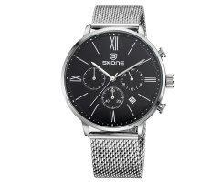 Часы Skone Kanazawa black W0099