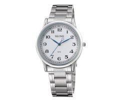 Часы Skone Oyama white W0101
