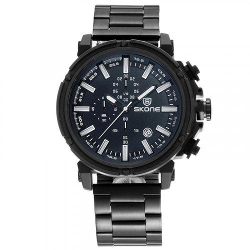 Часы Skone Tohoku black W0102