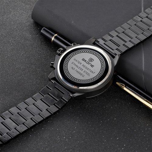 Часы Skone Iwate black W0103