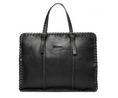 Компактная сумка с плетением SM55