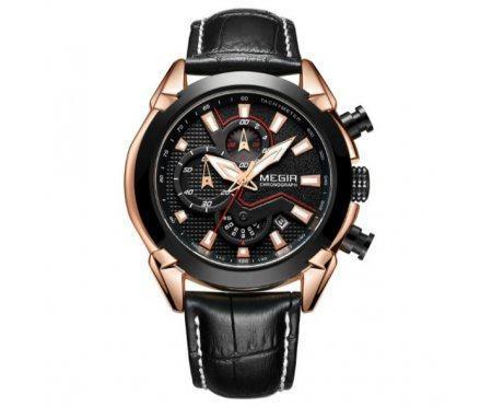 Часы наручные мужские Megir Forza gold W0052