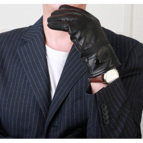 Перчатки мужские из натуральной кожи Mr MORGAN GV022