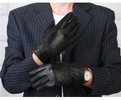 Перчатки мужские из натуральной кожи Mr MORGAN GV023