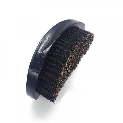 Щетка для бороды из щетины дикого кабана HB090