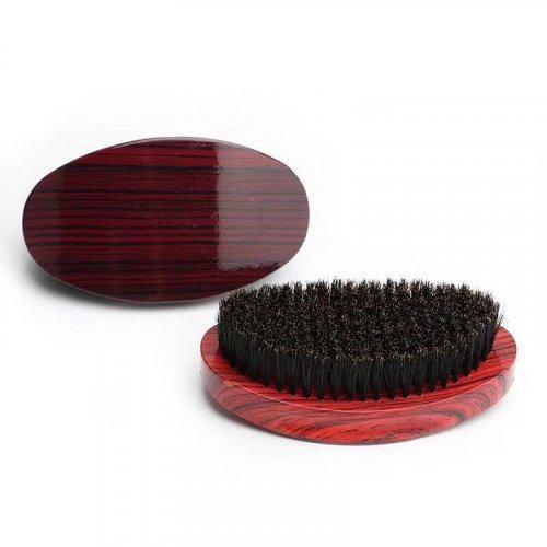 Щетка для бороды из щетины дикого кабана HB091