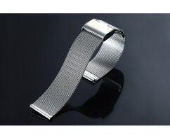 Ремешок стальной миланского плетения 8мм ST236