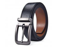 Quorry кожаный ремень черный RB2463