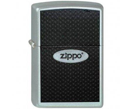 Зажигалка Zippo Zip205o oval chromed out