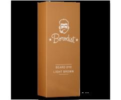 Краска для бороды светло-коричневая 9956
