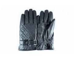 Перчатки мужские из натуральной кожи на меху Mr MORGAN GV011