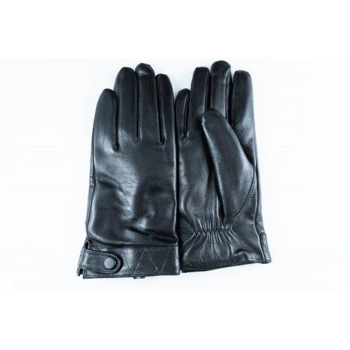 Перчатки мужские из натуральной кожи на меху Mr. MORGAN