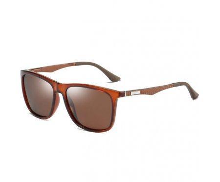 Очки солнцезащитные Brown raindrop  SGP6087-57