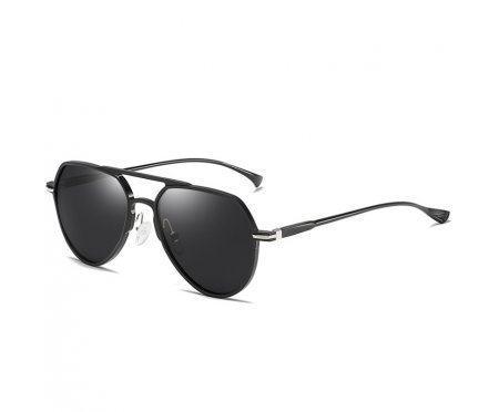 Очки солнцезащитные алюминиевые Black coast SGP6530