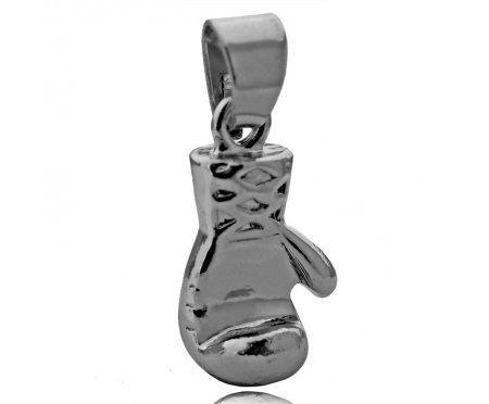 Кулон Перчатка бокс из сплава K296