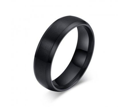 Кольцо базовое черное R297