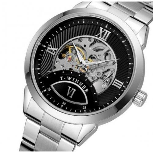 Часы механические Skeleton Saiter W187