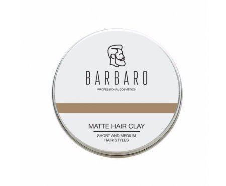 Матовая глина для укладки волос SL017