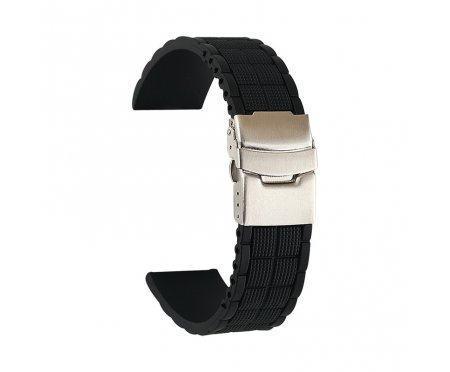 Ремешок силиконовый на часы ST294
