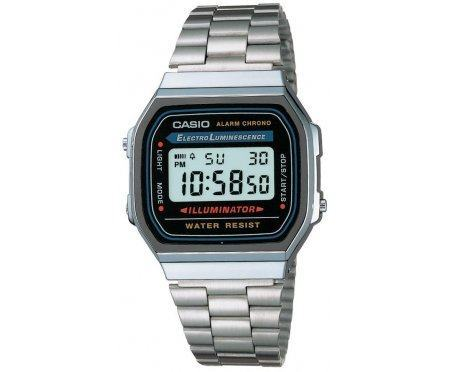 Часы наручные Casio A168WA-1