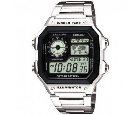 Часы наручные Casio AE1200WHD-1A
