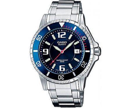Часы наручные Casio MTD-1053D-2AV
